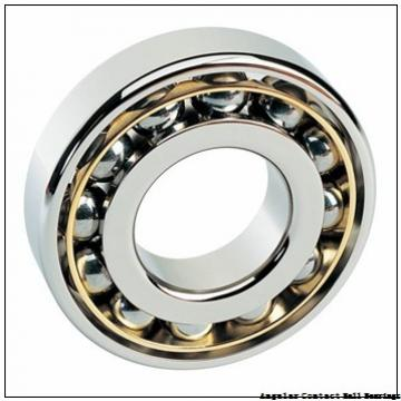 80 mm x 125 mm x 22 mm  KOYO 3NCHAR016C angular contact ball bearings