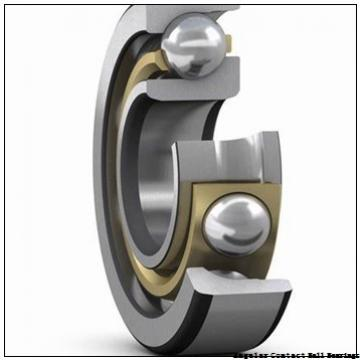 45 mm x 68 mm x 12 mm  KOYO 3NCHAR909C angular contact ball bearings