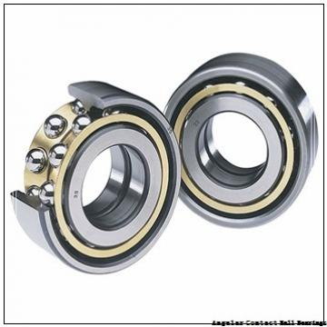 90 mm x 125 mm x 18 mm  NSK 90BER19X angular contact ball bearings