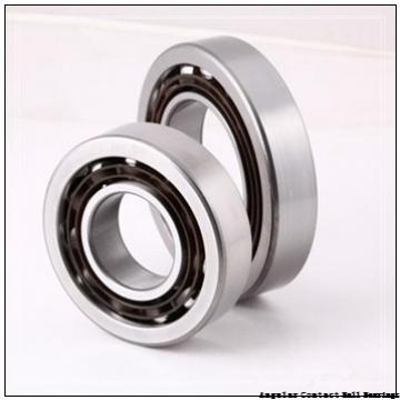 70 mm x 125 mm x 24 mm  NTN 7214UCG/GNP42 angular contact ball bearings