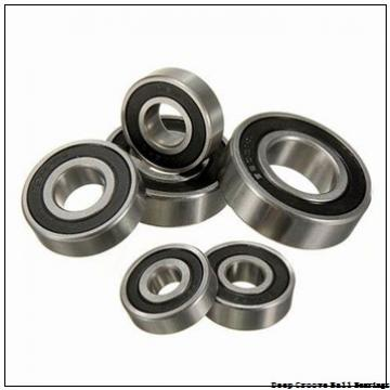 130 mm x 165 mm x 18 mm  KOYO 6826Z deep groove ball bearings