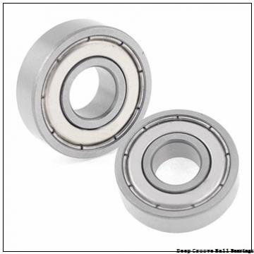 60 mm x 95 mm x 18 mm  NKE 6012-Z deep groove ball bearings
