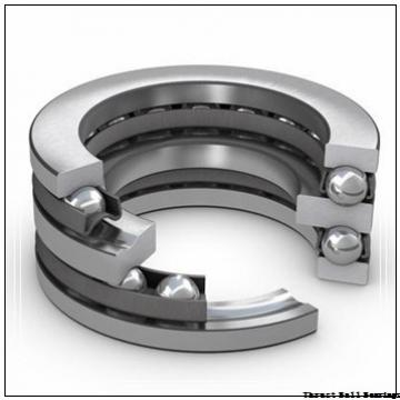 55 mm x 120 mm x 29 mm  SKF N 311 ECMB thrust ball bearings