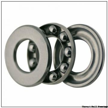 30,000 mm x 52,000 mm x 4.25 mm  NTN 81206 thrust ball bearings
