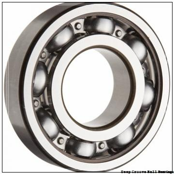 40 mm x 52 mm x 7 mm  NSK 6808VV deep groove ball bearings